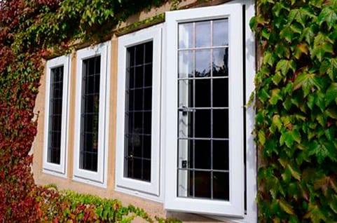 Rehau PVC Window